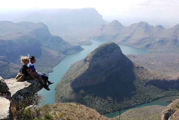 blyde river canyon overlook