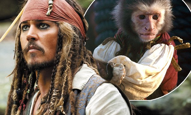Jack Pirates of Caribbean 2 Copy