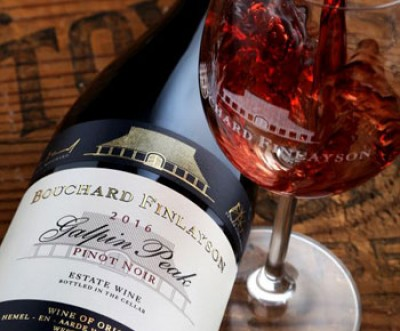 Bouchard Finlayson 2016 Galpin Peak Pinor Noir voted 'Best SA Red Wine' (IWC)