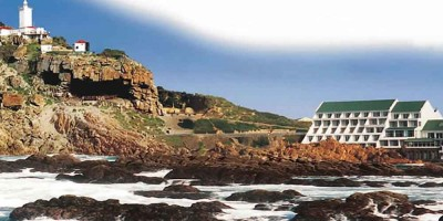 The Point Hotel offers breathtaking sea views on the Garden Route