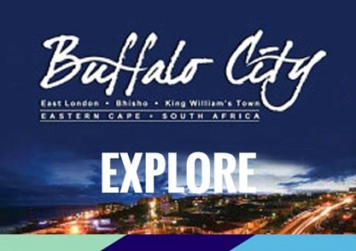 Visit the fabulous Buffalo City on the Sunshine Coast in South Africa